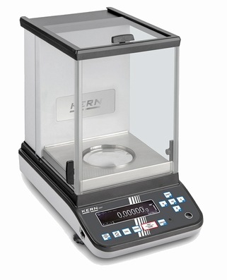 Analytical balance ABP, 102/220 g-0,01/0.1 mg, Ø 91 mm (M)