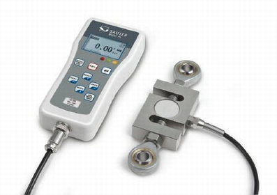 Digital force gauge with external cell FL 5 kN, 1 N