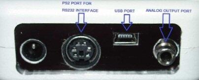 Digital force gauge with external cell FL 5 kN, 1 N