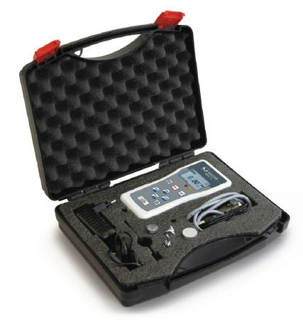 Digital force gauge with external cell FL 20 kN, 5 N