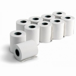 Paper rolls for printer 911-013 (10 pieces)