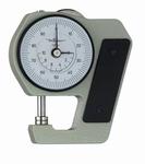 Analogue thickness gauge J15, 10/0.01/18 mm