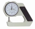Analogue thickness gauge J45, 10/0.01/45 mm