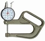 Analogue thickness gauge J100/30, 30/0.01/100 mm
