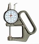 Analogue thickness gauge J50/30/LD, 30/0.01/50 mm