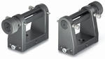 2x belt tension clamp for tension tests, Fmax 20 kN