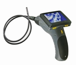 Photo-Video-Endoscope with screen 3.5