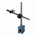 Magnetic dial support, fine adj, mag 60 kg, 230/220/55x46x70