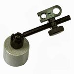 Magnetic small dial support,  mag 10 kg, 89/Ø30x25 mm