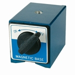 Magnetic base, force 100 kg, 73x50x55 mm, M8