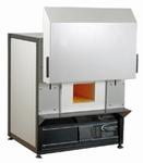 Chamber furnace HF2, 1500°C, 100X150X305 mm, 4.6 L