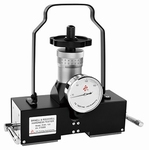 Portable magnetic Rockwell Hardness Tester