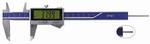 Digital caliper ABS, 150/40 mm, 3V, Ø 1.6 mm, IP67