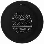 Réticule Ø 35 mm, pour loupes 10x, blanc, n° 11