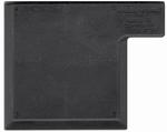 Plaque d'etalonnage 60-IRHD N (ISO 48, DIN ISO 48)