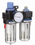 Dehumidifier/lubricating unit