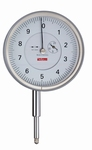 Mechanical dial gauge GM10/80, 20/10/0.1 mm, Ø80 mm
