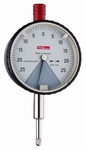Mechanical dial gauge SI-50, 0.5/4.5/0.01 mm, Ø58 mm