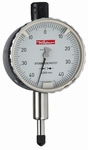 Mechanical dial gauge F/SI-915, 0.08/4.5/0.001 mm, Ø58 mm