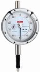 Mechanical dial gauge F/KM1101 W, 1/0.2/0.001 mm, Ø44.5 mm