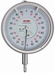 Mechanical dial gauge FM1000/80-5S, 5/0.2/0.001 mm, Ø80 mm