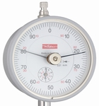 Maximum slave pointer for dial gauges Ø 40 or 58 mm