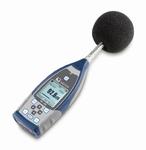 Sound level meter, class 2, 25~136 dBA, 0.02~12.5 kHz