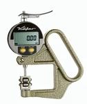Digital thickness gauge JD50R, 10/0.01/50 mm