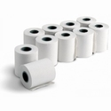 Thermal paper rolls (10 pieces) for VHS