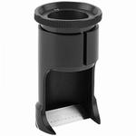 Measuring magnifier PEAK RL-10, 10x, 10/0.1 mm