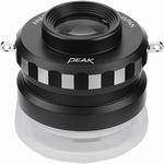 Measuring magnifier PEAK 1990-7, 7x, 36/0.1 mm
