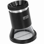 Measuring magnifier F+C, FC-S-8, 8x, 15/0.1 mm