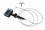 Flexible photo-video-endoscope 4 axis,  Ø3.9 mm, 1.5 m
