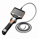 Flexible photo-video-endoscope 4 axis,  Ø8.0 mm, 1.5 m, stst