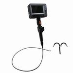 Flexible photo-video-endoscope 2 axis,  Ø6.0 mm, 1.5 m, tung