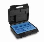 Plastic case for weight sets E2~M3, ≤ 500 g