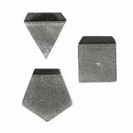 Weight M1, aluminium, 1mg ± 0,2 mg