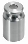 Poids bouton M1, inox, 1kg ± 50 mg