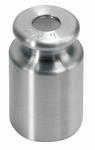Cylindrical weight M1, stainless steel, 2kg ± 100 mg