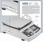 EU-Verification CE II electr.balances >5~50 kg