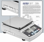 Verification CE III-IV electr.balances ≤ 5 kg