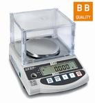 Laboratory balance EG, 220 g/0.001g, Ø118 mm (M)