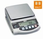 Laboratory balance EW, 12,0 kg/0.1g, 180x160 mm