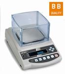 Laboratory balance PES 620 g, 0.001 g, 140x120 mm