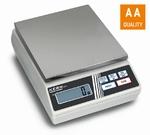 Basic laboratory balance 440, 4kg/1g, 150x170 mm