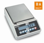 All-rounder laboratory balance 572, 10,0 kg/0,1g, 160x200 mm