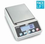 Laboratory balance 572, 20,00 kg/0,05g, 160x200 mm