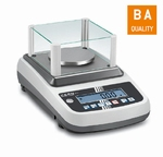 Laboratory balance EWJ, 3.00 kg, 0.01 g, Ø 135 mm