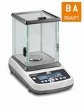 Laboratory balance EWJ, 300 g, 0.001 g, Ø 80 mm