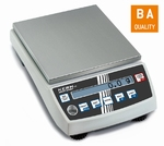 Laboratory balance KB 10,0 kg/0,1 g, 150x170 mm